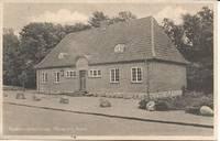 image of Vesthimmerlands Museum, Aars, Denmark- White Border Postcard - Circa 1920s-30s