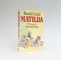 MATILDA by  Quentin:  Roald; BLAKE - Signed First Edition - from Lucius Books (SKU: 12702)