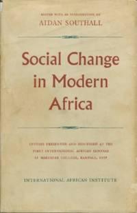 Social Change in Modern Africa