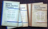 image of Rivista delle colonie italiane [full run for 1934]
