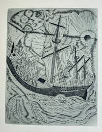 The Rime Of The Ancient Mariner : One Of Only 60 Special Copies Signed By David Jones With An Extra Set Of The Engravings : With The Publisher s Original Prospectus