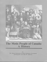 The Metis People canada: a history