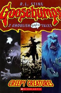 Creepy Creatures (Goosebumps Graphix)