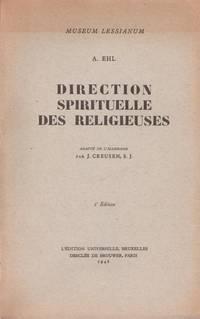 Direction spirituelle des religieuses - Principes et applications