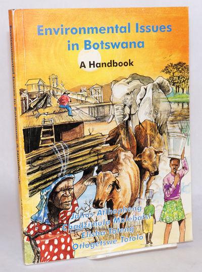 Gaborone: Lightbooks/Lentswe La Lesedi, 1998. xiii, 159p., abbreviations, authors, preface, introduc...