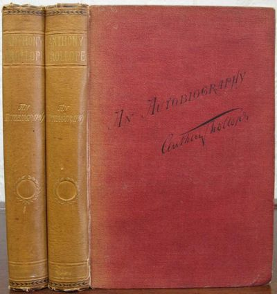 London: Blackwood, 1883. 1st edition. Red cloth. VG (sp sunned/cracked front hinges in both volumes/...