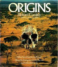 Origins by Richard E. Leakey - Paperback - First Edition - 1979 - from Ayerego Books (IOBA) and Biblio.com