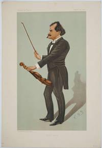 image of Vanity Fair Music Prints: Eduard Strauss