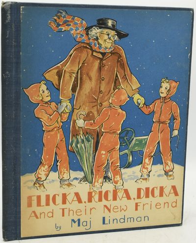 Chicago, Illinois: Albert Whitman & Company, 1942. First Edition. Hard Cover. Very Good binding. Col...