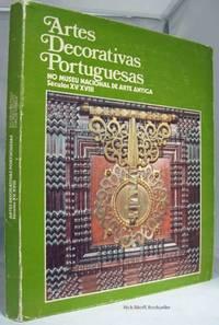 ARTES DECORATIVAS PORTUGUESAS NO MUSEU NACIONAL DE ARTE ANTIGA SECULOS  XV-XVIII