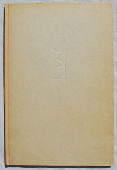 Los Angeles:: The Zamorano Club,, 1929. First Edition. Hardcover. Very Good. FIRST EDITION. 8vo. 8 3...