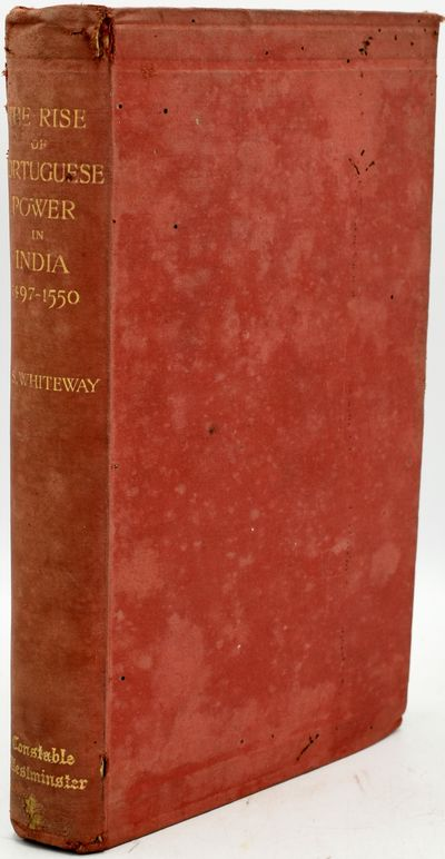 Westminster: Archibald Constable & Co, 1899. Hard Cover. Fair binding. Toning to the preliminaries, ...