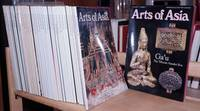 image of Arts of Asia, 1974-2001 [41 issues]