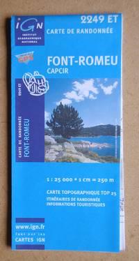 Font-Romeua, Capcir