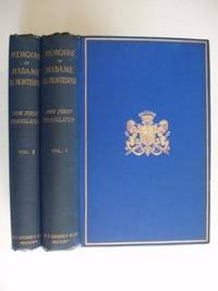 Memoirs of Madame La Marquise De Montespan  - Now Being First Translated Into English