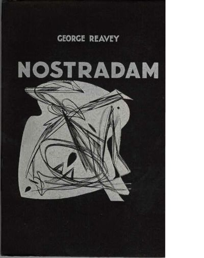 Nostradam. A Sequence of Poems