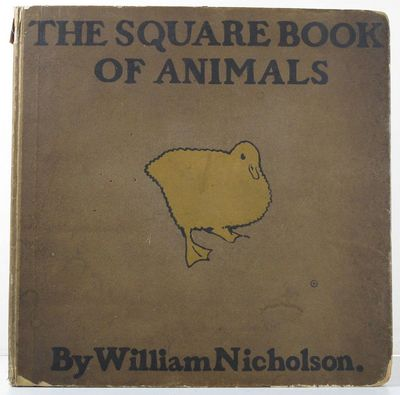 The Square Book of Animals. Rhymes by...