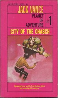 CITY OF THE CHASCH: Planet of Adventure #1