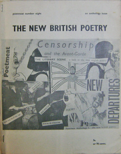 Lancashire: Screeches Publications, 1965. First edition. Paperback. Very Good. Important eighth issu...
