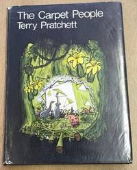The Carpet People by  Terry Pratchett - First Edition - 1971 - from Rickaro Books Ltd and Biblio.com