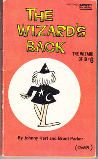 The Wizard of Id # 6: The Wizard\'s Back