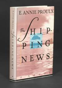 collectible copy of The Shipping News