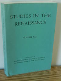 Studies in the Renaissance, Vol;. 19