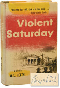 image of Violent Saturday (Signed First Edition)