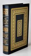 image of CASTLE IN THE FOREST Signed Easton Press