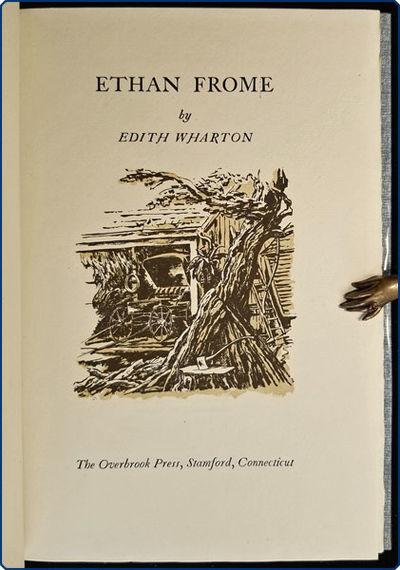 Stamford, CT: Overbrook Press, . 8vo (24.5 cm, 9.5