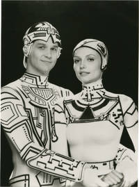 TRON (Collection of 6 original photographs from the 1982 film)