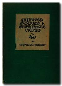 SHERWOOD ANDERSON & OTHER FAMOUS CREOLES  A GALLERY OF CONTEMPORARY NEW ORLEANS