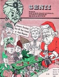 image of Genii: The International Conjurors Magazine:December 1980