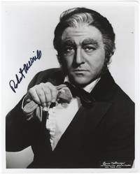 Half-length role portrait photograph as Germont in Verdi's La Traviata, signed in full by  Robert  1917-2004 MERRILL - Signed - from J & J Lubrano Music Antiquarians LLC (SKU: 23886)