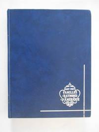 Les Raymond dit Passe-Campagne: 1687-1987 : familles Raymond d'Ame?rique : 300 ans...