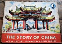 image of The Story Of China [Puffin Picture Book 47]