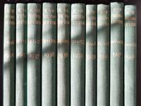 THE K-H NEWSLETTER 10 volumes 1936 - 1941