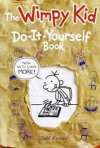 image of The Wimpy Kid Do-It-Yourself Book (Now With Even More)