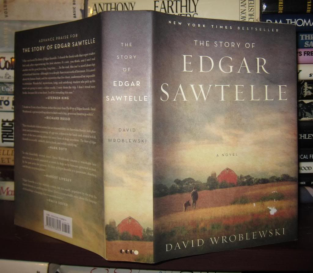 the story of edgar sawtelle by Born mute, speaking only in sign, edgar sawtelle leads an idyllic life with his parents on their farm in remote northern wisconsin for generations, the sawt.