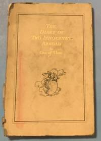 The Diary of Two Innocents Abroad by One of Them