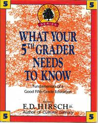 image of WHAT YOUR 5TH GRADER NEEDS TO KNOW