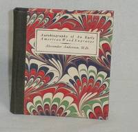 Autobiography of an Early American Wood Engraver
