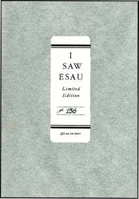I SAW ESAU: THE SCHOOLCHILD'S POCKET BOOK