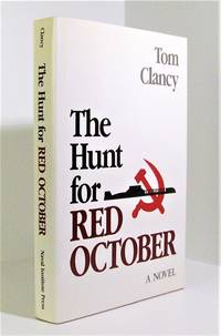 The Hunt for Red October {Signed 7th Printing}