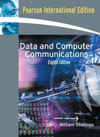 Data Computer Communications By Stallings William