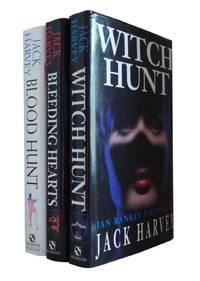 'The Jack Harvey Novels' Witch Hunt/Bleeding Hearts/Blood Hunt