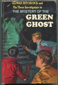 image of The Mystery of the Green Ghost