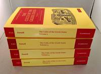 The Cults of the Greek States   ( 4 Volumes  ---- 1, 3, 4, and 5 )