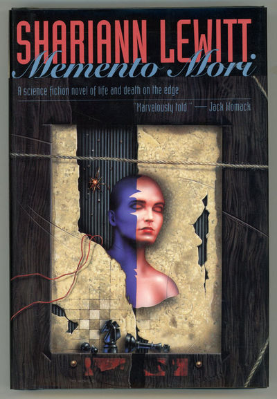 New York: Tor, 1995. Octavo, boards. First edition.