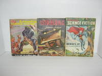 Astounding Science Fiction- Killdozer and 2 others